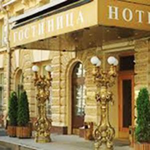 Гостиницы Юсьвы