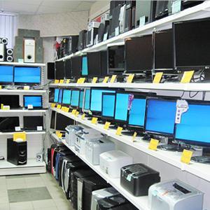 Компьютерные магазины Юсьвы