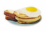 ЯНТАРЬ, КАФЕ - иконка «завтрак» в Юсьве